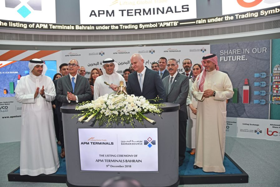 APM-Terminals-Shares-Commences-Trading-on-Bahrain