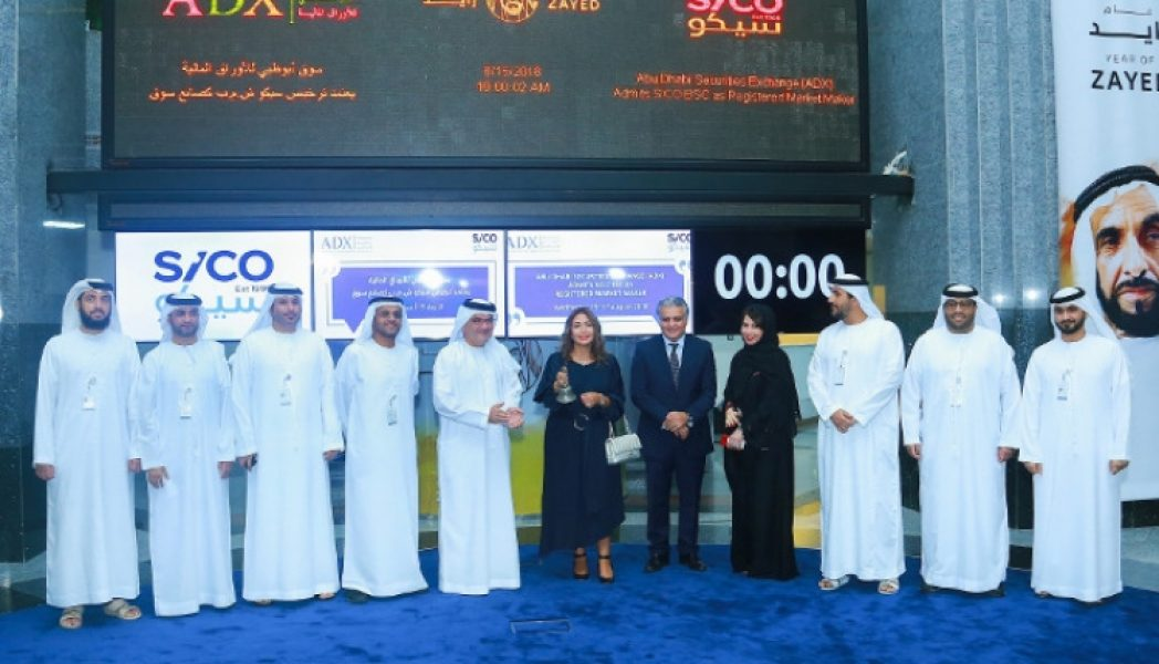 Abu-Dhabi-Securities-Exchange-(Adx)-Admits-Sico-as