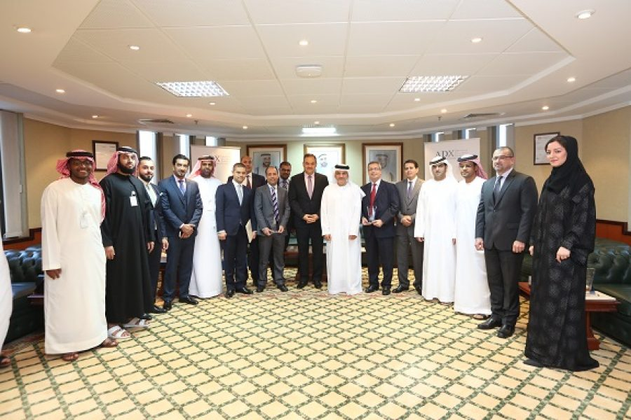 Abu-Dhabi-Securities-Exchange-Organizes-Our-Broker