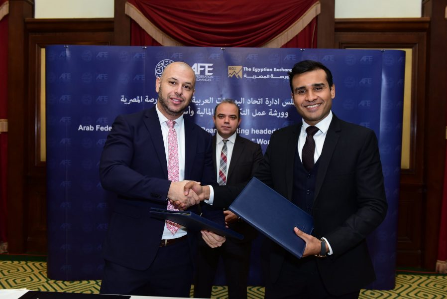 Arab-Federation-of-Exchanges-AFE-and-MENA-Fintec