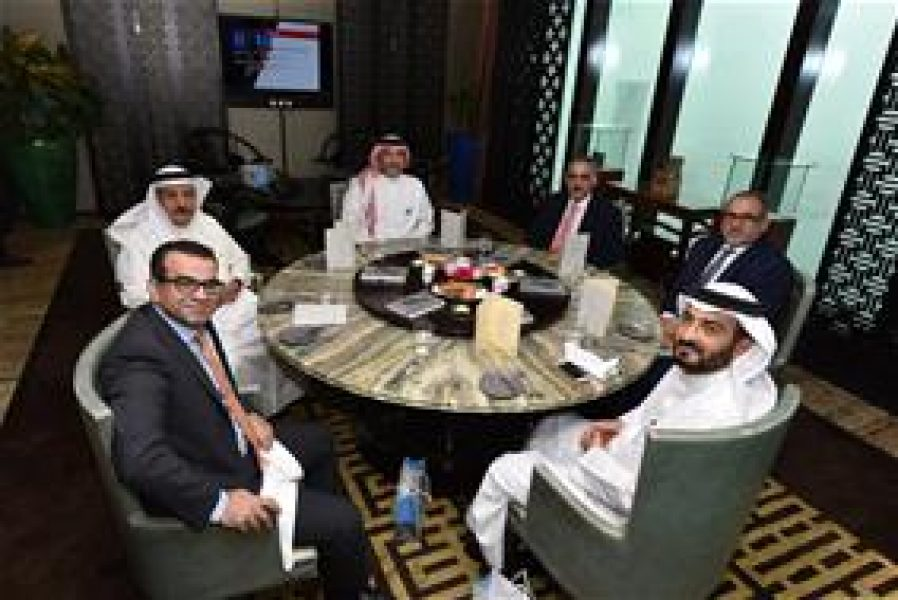 Bahrain-Bourse-Meets-CEOs-of-Listed-Companies