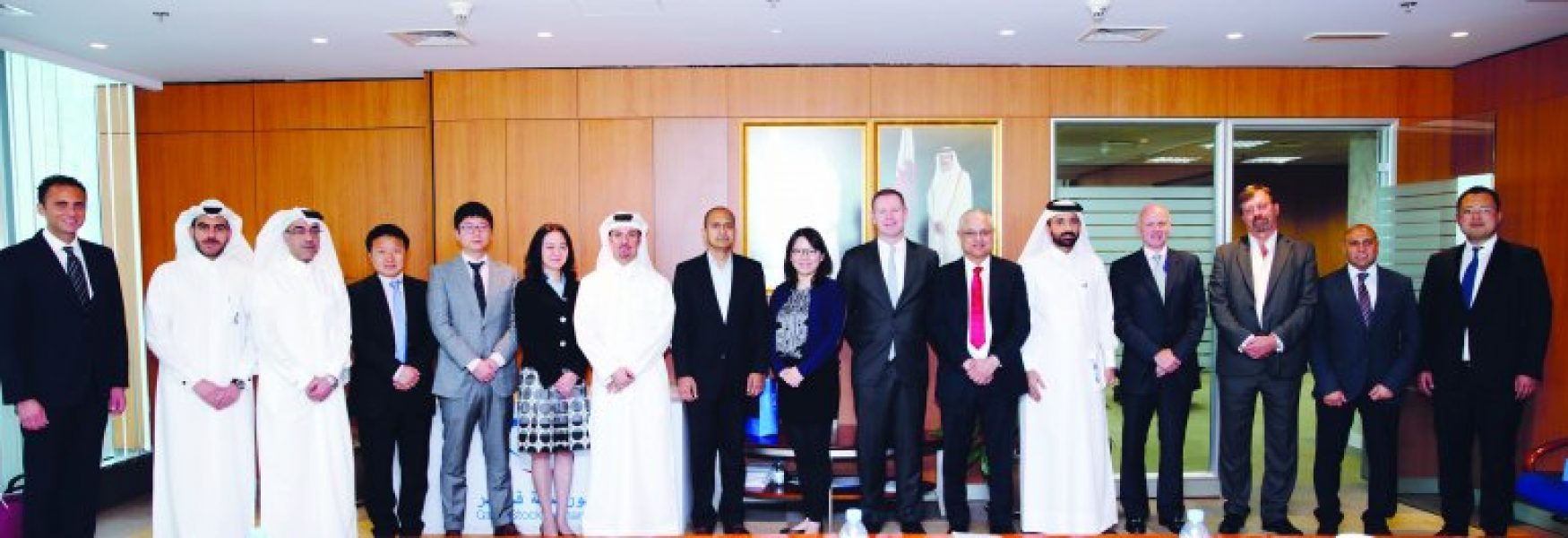 Chinese-Capital-Markets-Delegation-Visits-Qatar-St