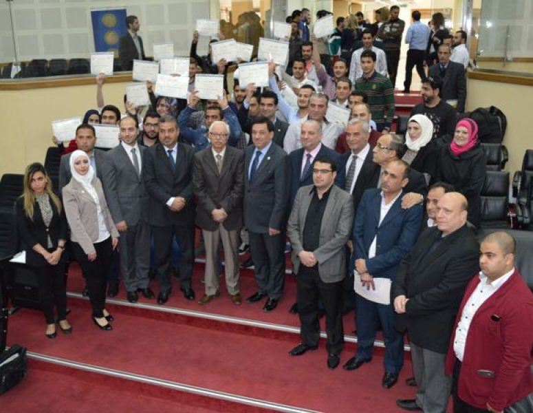 Damascus-Securities-Exchange-Celebrates-the-End-of