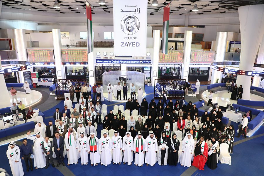 Dubai-Financial-Market-Celebrates-the-46th-Nationa