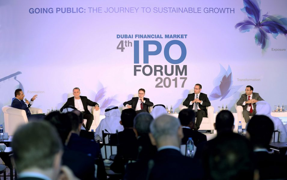 Dubai-Financial-Market-Fourth-IPO-Forum-Attracted