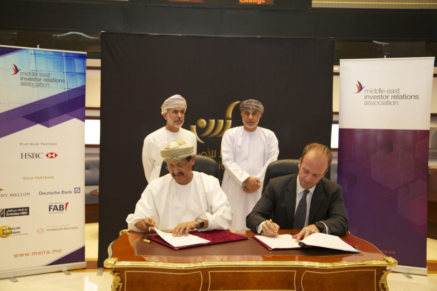 Muscat-Securities-Market-signs-an-MOU-with-the-Mid