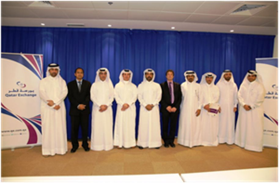 QSE-Concludes-a-One-Year-Training-Program-for-its