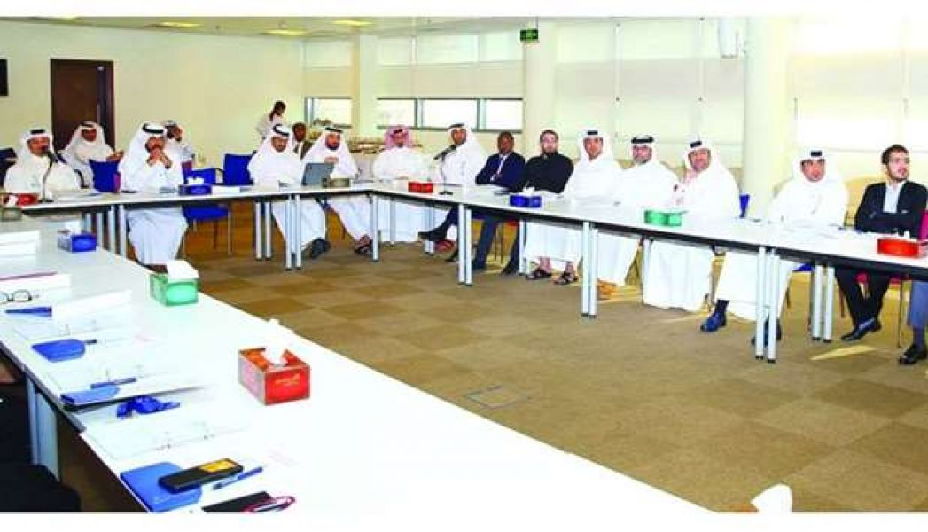 Qatar-Stock-Exchange-Concludes-a-Workshop-on-Comba