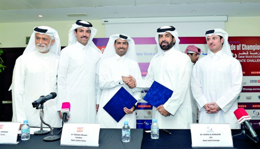 Qatar-Stock-Exchange-Official-Announces-Partnershi