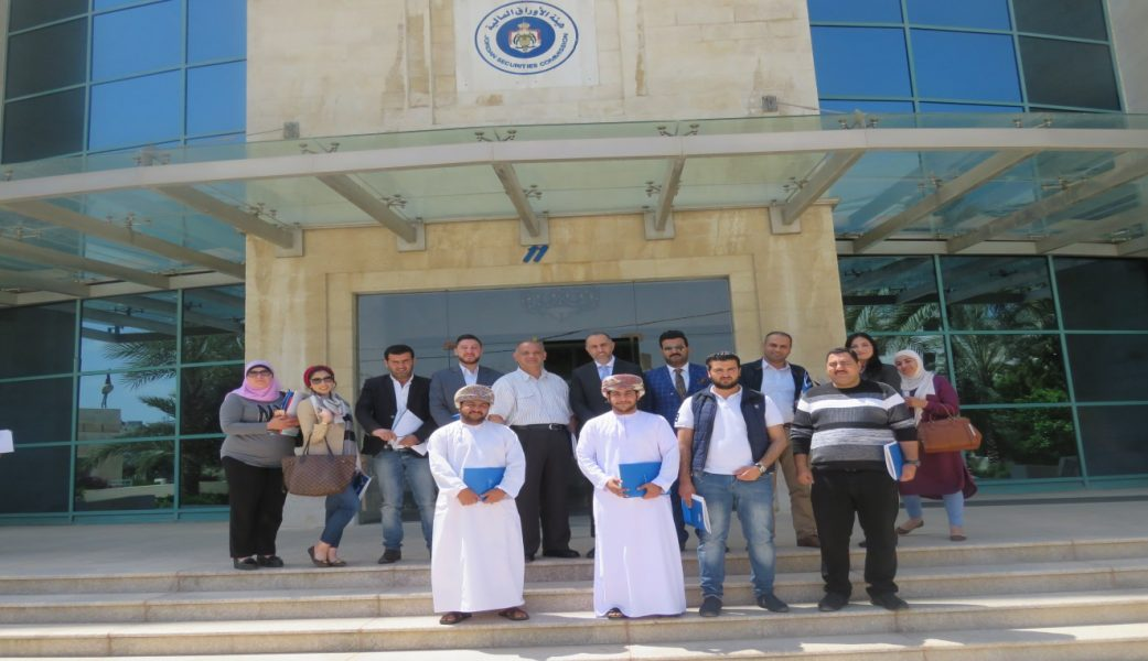 Student-Delegations-Visit-Amman-Stock-Exchange