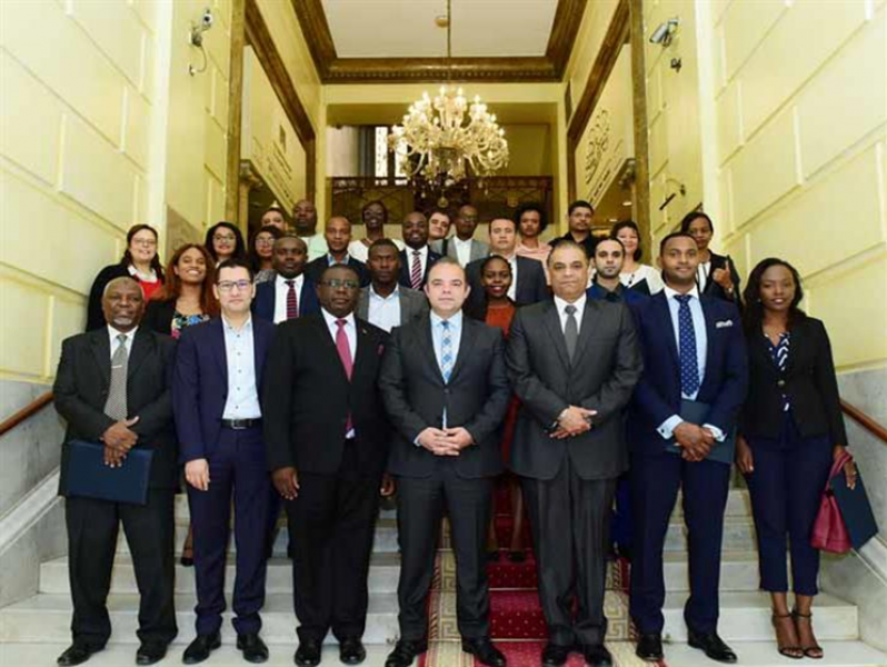 The-Egyptian-Exchange-Concludes-its'-Capacity-Buil