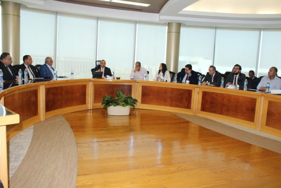 The-Egyptian-Exchange-Meets-Market-Participants-to