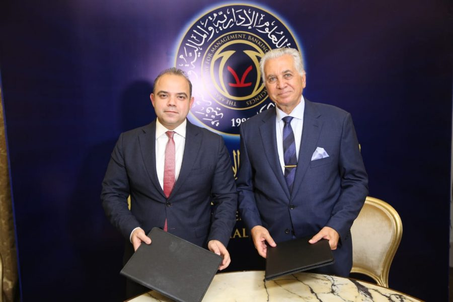 The-Egyptian-Exchange-Signs-MOU-with-the-Arab-Acad