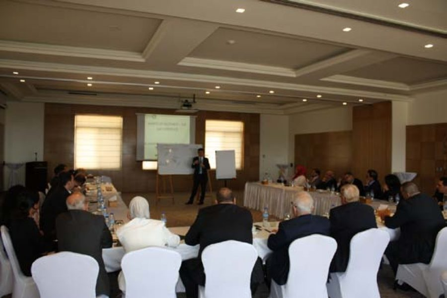 The-Palestine-Exchange-Held-a-Workshop-Entitled-In