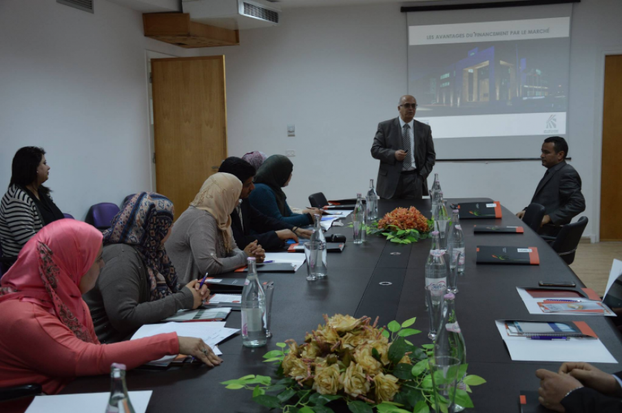 Tunis-Stock-Exchange-Organizes-the-9th-Training-Co